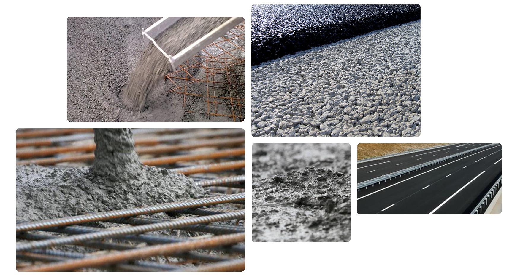riempimento, stabilizzato, ghiaia, pietrisco 1, sabbia fine, mix, grossa