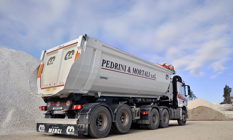 Camion Pedrini Mortali Autotrasporti
