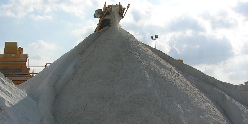 Sabbia Grossa Macchina